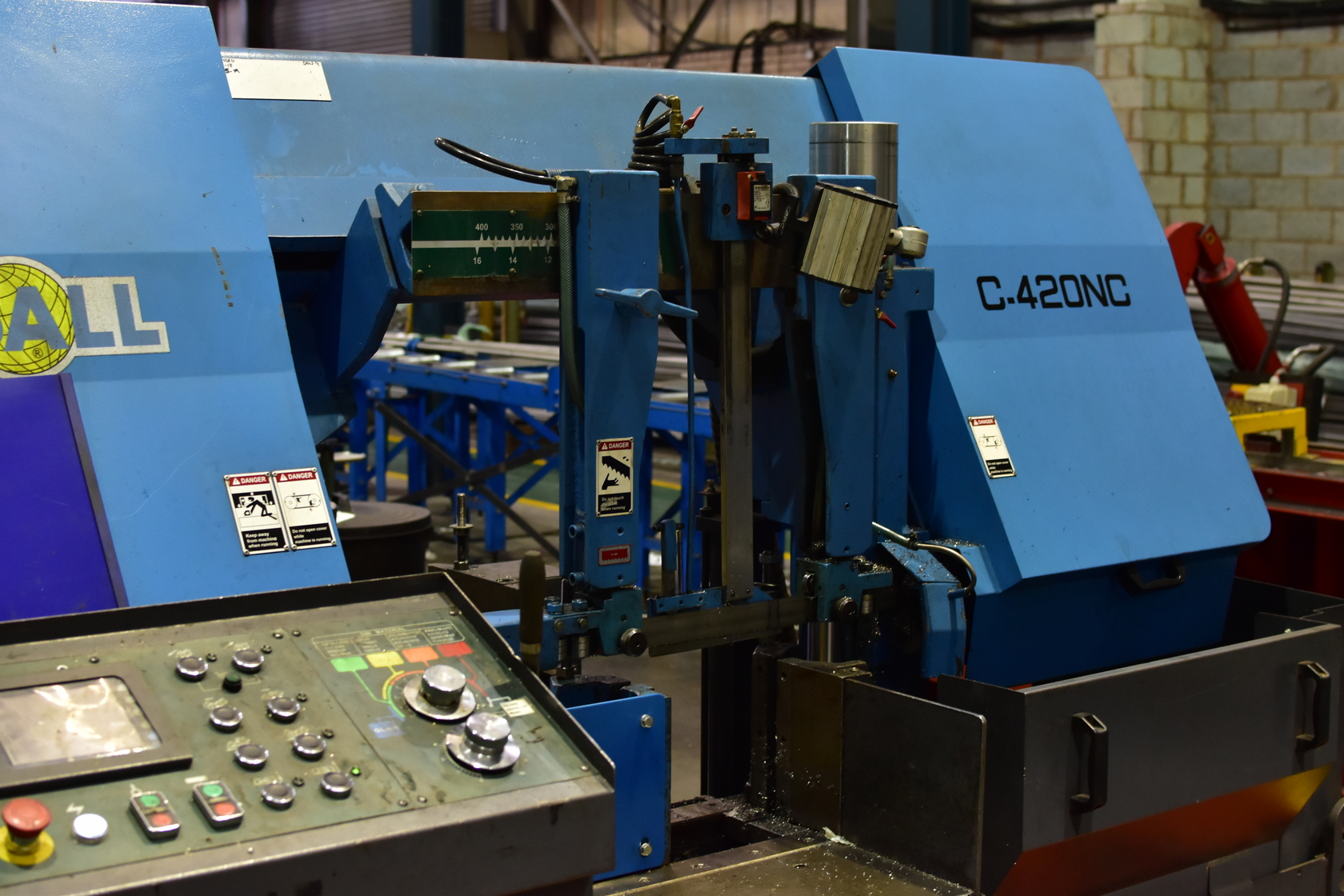 West Brom Band Saw Large